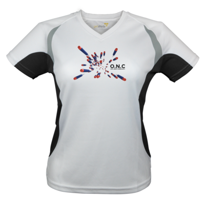 Motiv: Laufshirt Lady Running T - O.N.C flying Darts