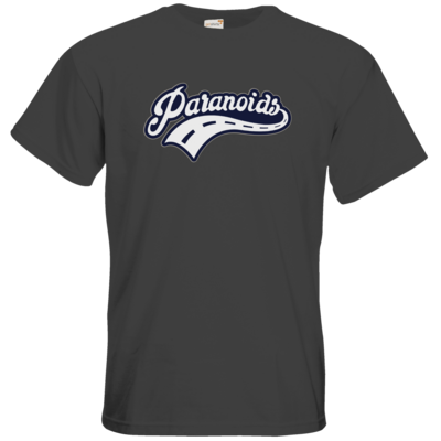 Motiv: T-Shirt Premium FAIR WEAR - Paranoids Navy