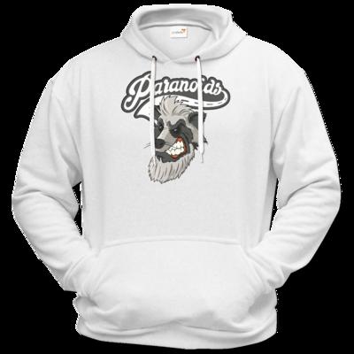 Motiv: Hoodie Premium FAIR WEAR - Paranoids Logo