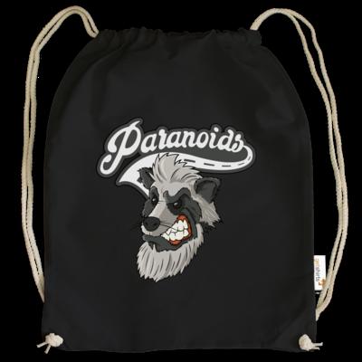 Motiv: Cotton Gymsac - Paranoids Logo
