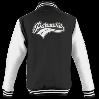 Motiv: College Jacke - Paranoids Ltd