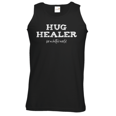Motiv: Athletic Vest - Hug Healer #01