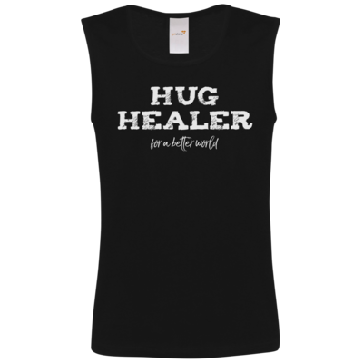 Motiv: Athletic Vest FAIR WEAR - Hug Healer #01