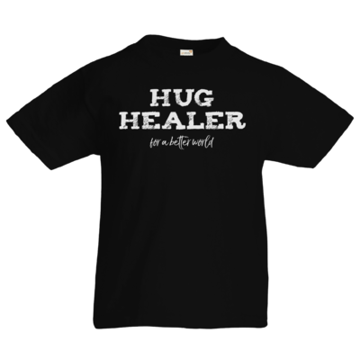 Motiv: Kids T-Shirt Premium FAIR WEAR - Hug Healer #01