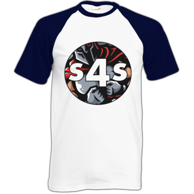 Motiv: Baseball-T FAIR WEAR - s4s