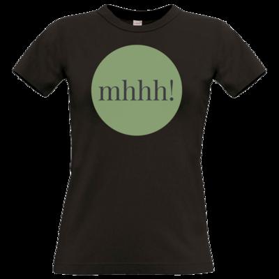 Motiv: T-Shirt Damen Premium FAIR WEAR - Ofen Offen mhhh!