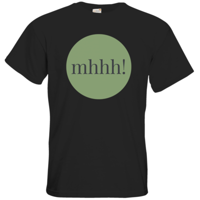 Motiv: T-Shirt Premium FAIR WEAR - Ofen Offen mhhh!
