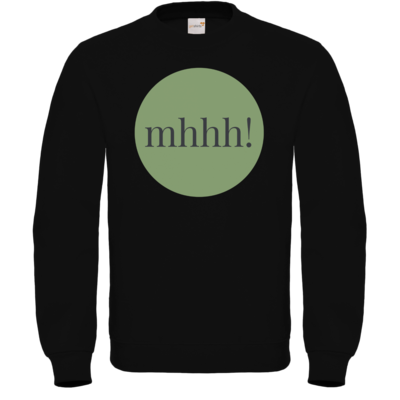 Motiv: Sweatshirt FAIR WEAR - Ofen Offen mhhh!