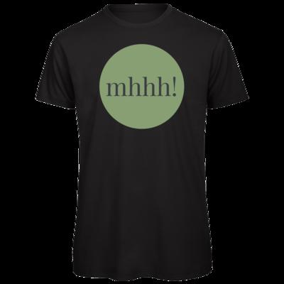 Motiv: Organic T-Shirt - Ofen Offen mhhh!
