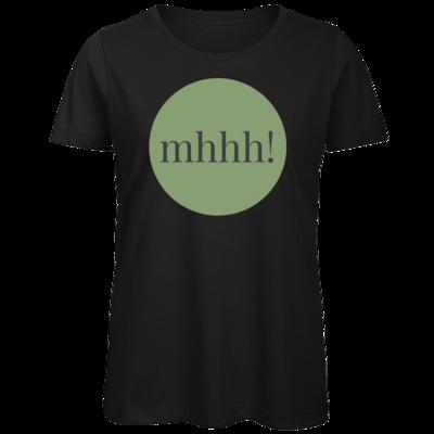 Motiv: Organic Lady T-Shirt - Ofen Offen mhhh!