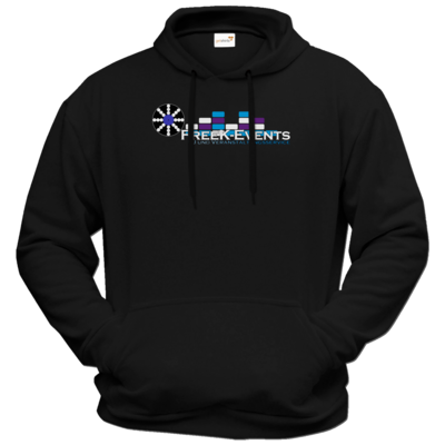 Motiv: Hoodie Premium FAIR WEAR - FreeK-Events-Logo