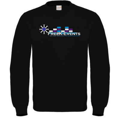 Motiv: Sweatshirt FAIR WEAR - FreeK-Events-Logo