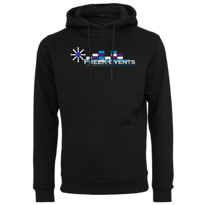 Motiv: Heavy Hoodie - FreeK-Events-Logo
