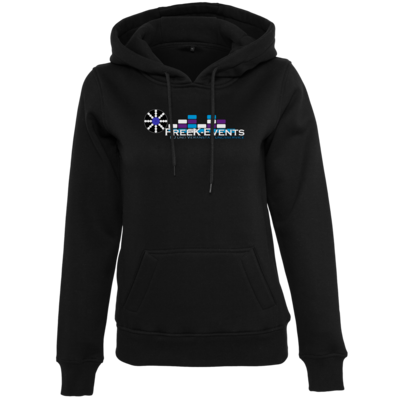 Motiv: Womens Heavy Hoody - FreeK-Events-Logo