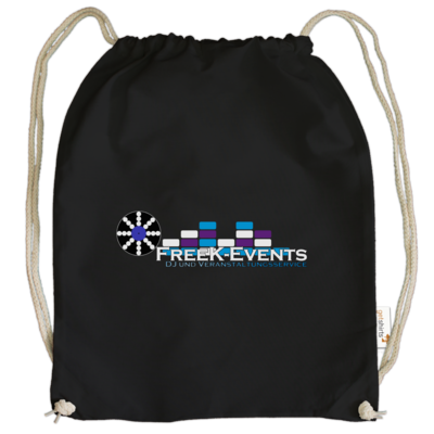 Motiv: Cotton Gymsac - FreeK-Events-Logo