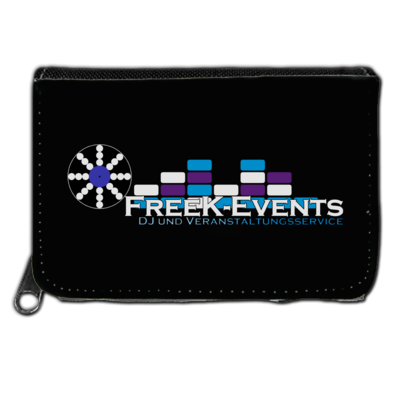 Motiv: Geldboerse - FreeK-Events-Logo