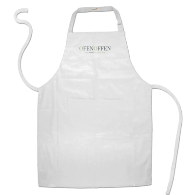Motiv: Schürze - Ofen Offen Dein mhhh! für jeden Tag.