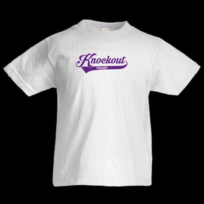 Motiv: Kids T-Shirt Premium FAIR WEAR - Baseball Logo