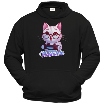 Motiv: Hoodie Classic - Nashi Logo + Schriftzug