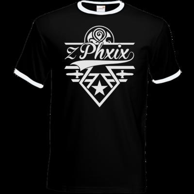 Motiv: T-Shirt Ringer - zPhxix