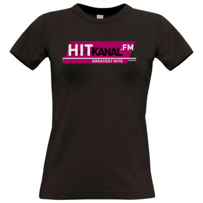 Motiv: T-Shirt Damen Premium FAIR WEAR - Hitkanal.FM