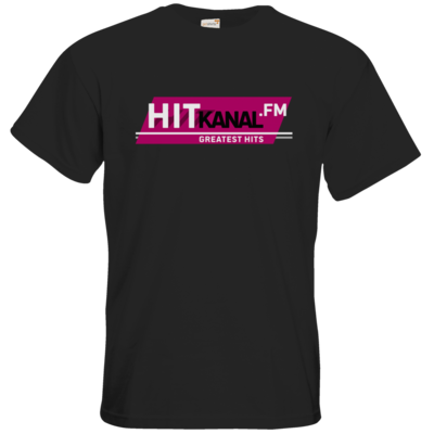 Motiv: T-Shirt Premium FAIR WEAR - Hitkanal.FM