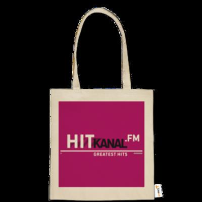 Motiv: Baumwolltasche - Hitkanal.FM