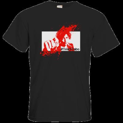Motiv: T-Shirt Premium FAIR WEAR - #TeamTabo  - Rot
