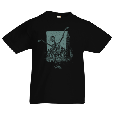 Motiv: Kids T-Shirt Premium FAIR WEAR - HeXXen - Totentanz