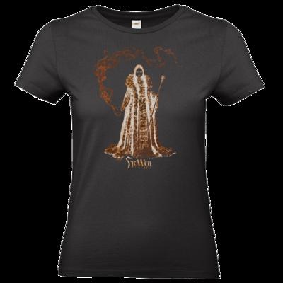 Motiv: T-Shirt Damen Premium FAIR WEAR - HeXXen - Hexenkönigin