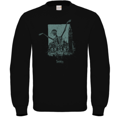 Motiv: Sweatshirt FAIR WEAR - HeXXen - Totentanz