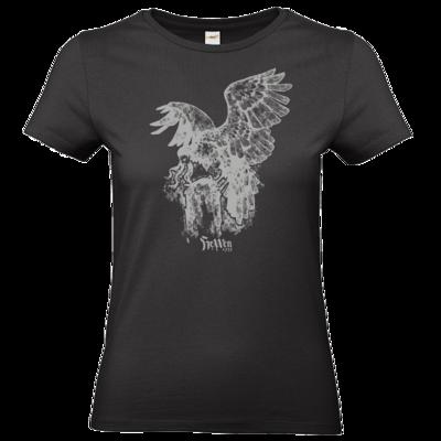 Motiv: T-Shirt Damen Premium FAIR WEAR - HeXXen - Harpyie