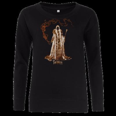Motiv: Girlie Crew Sweatshirt - HeXXen - Hexenkönigin