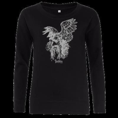 Motiv: Girlie Crew Sweatshirt - HeXXen - Harpyie