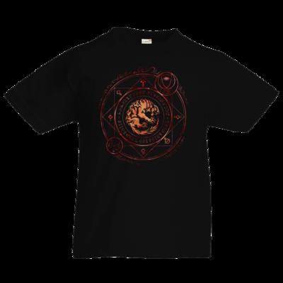 Motiv: Kids T-Shirt Premium FAIR WEAR - Dämonen - Pandämonium