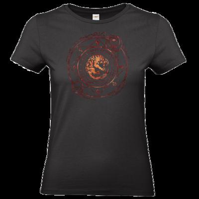 Motiv: T-Shirt Damen Premium FAIR WEAR - Dämonen - Pandämonium