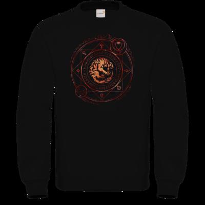 Motiv: Sweatshirt FAIR WEAR - Dämonen - Pandämonium