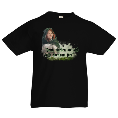 Motiv: Kids T-Shirt Premium FAIR WEAR - HeXXen - Anna