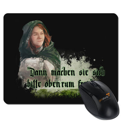 Motiv: Mousepad Textil - HeXXen - Anna
