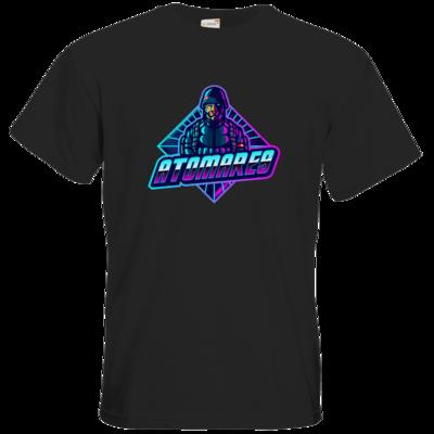 Motiv: T-Shirt Premium FAIR WEAR - Atomares Bengal Soldier Logo