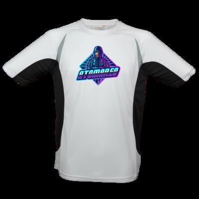 Motiv: Laufshirt Running T - Atomares Bengal Soldier Logo