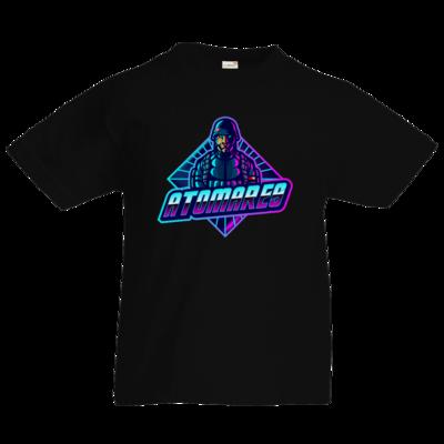 Motiv: Kids T-Shirt Premium FAIR WEAR - Atomares Bengal Soldier Logo
