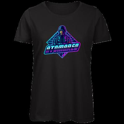 Motiv: Organic Lady T-Shirt - Atomares Bengal Soldier Logo