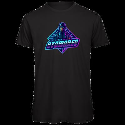 Motiv: Organic T-Shirt - Atomares Bengal Soldier Logo
