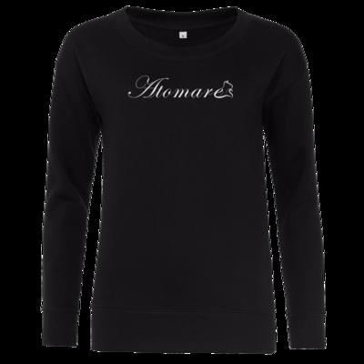 Motiv: Girlie Crew Sweatshirt - (C)atomares