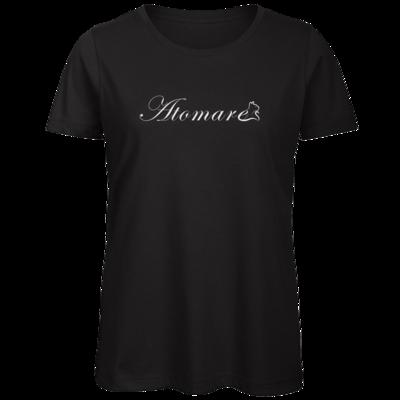Motiv: Organic Lady T-Shirt - (C)atomares