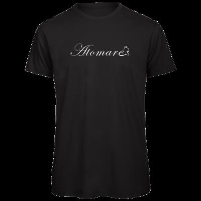 Motiv: Organic T-Shirt - (C)atomares