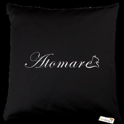 Motiv: Kissen Baumwolle - (C)atomares