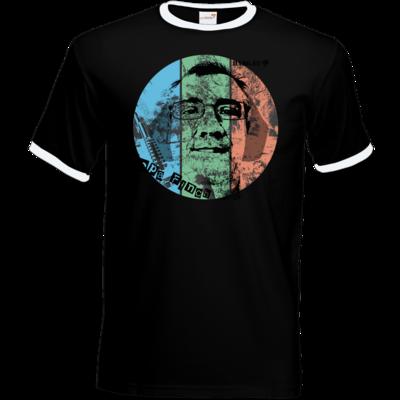 Motiv: T-Shirt Ringer - Opa_Charlidesign_3_color