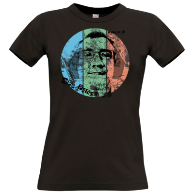 Motiv: T-Shirt Damen Premium FAIR WEAR - Opa_Charlidesign_3_color